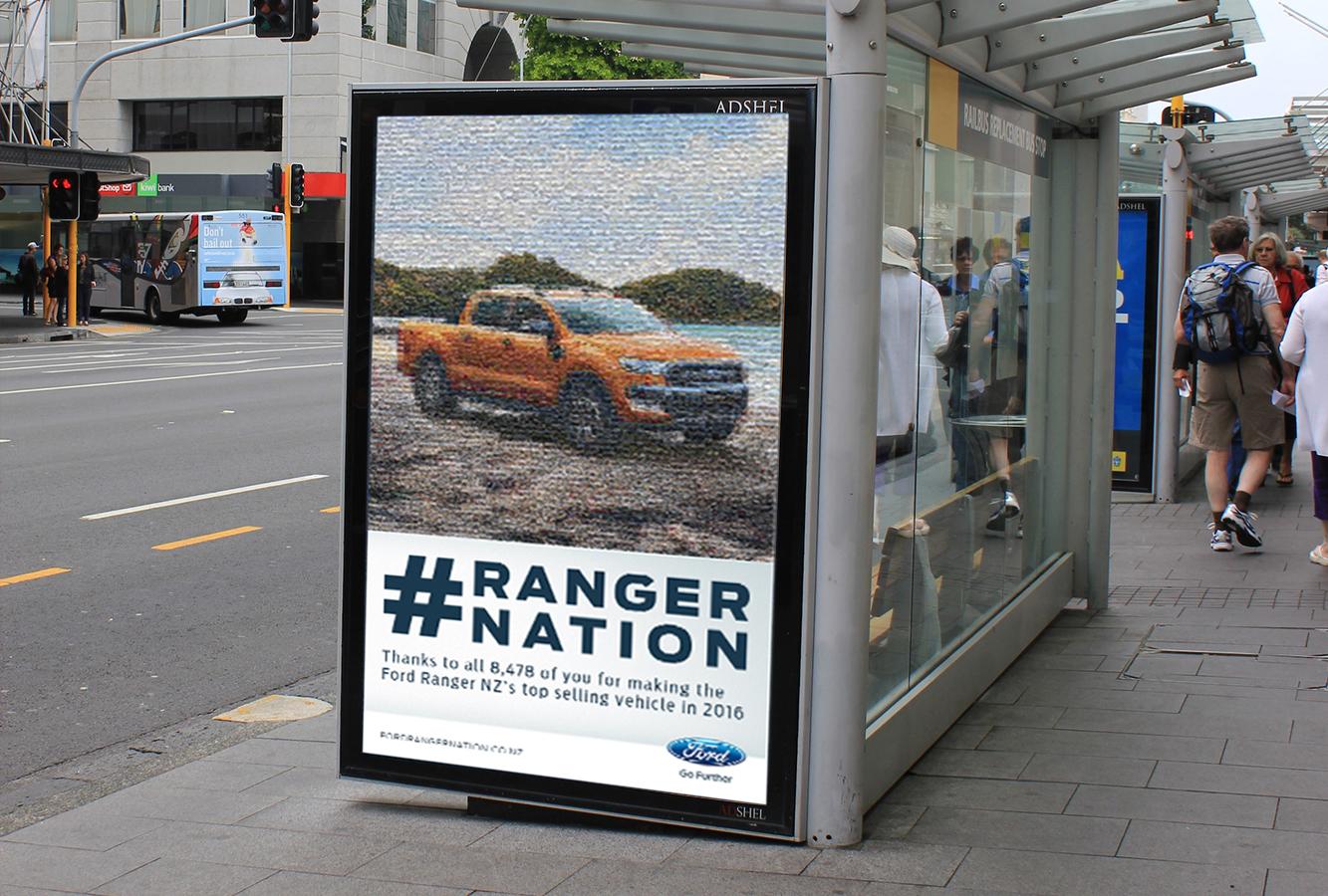 #RangerNation